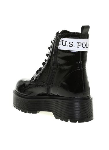 U.S. Polo Assn. Bot Siyah